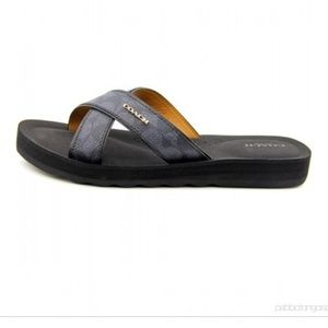 COACH sandals 8.5